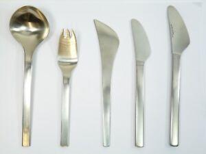 GEORG JENSEN Cutlery - Tanaguil / TUJA - 5 Piece Set