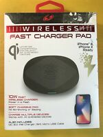 HYPER CHARGE Wireless Fast Charger Pad NIB 10W Universal