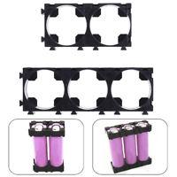 10Pcs 18650 battery spacer frame radiating holder plastic bracket for DIY YBF
