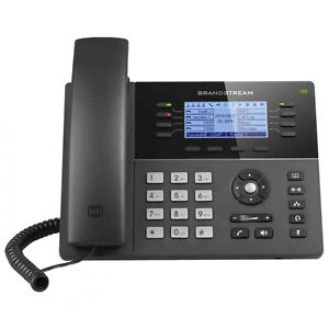 Lot of 5 X GRANDSTREAM GXP1780: 8 Line HD IP Phone - VoIP - FREE SHIPPING - New