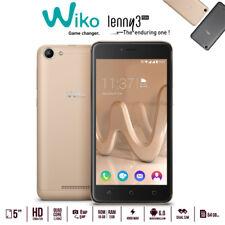 "WIKO Lenny 3 Max 5.0"" Dual Sim Smartphone 2G RAM+16G 8MP Duradera batería 4900"