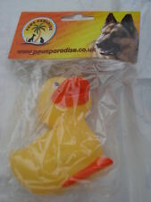 Plutos Pets + Paws Paradise  No1 Pet Toy Wholesaler - SQUEAKY DUCK