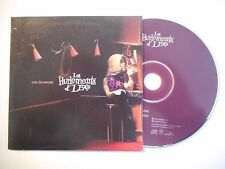 LES HURLEMENTS D'LEO : UNE DANSEUSE ♦ CD SINGLE PORT GRATUIT ♦