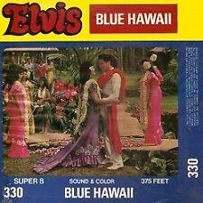 "Film Super 8: Elvis ""Blue Hawaii"""