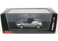Tesla Roadster Toit Souple (argent)