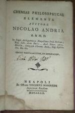 Libri antichi dal 1800 al 1899 in latino