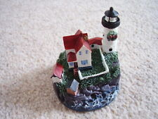 Collectable miniature Cottage figure-ornament,Cape Shore,Yarmouth