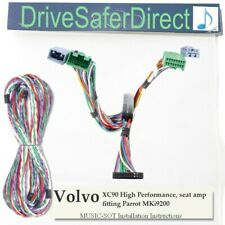 MUSIC-SOT-8583-PM-d Music lead for Parrot MKi9200 Volvo XC90 Hi Perf,seat amp