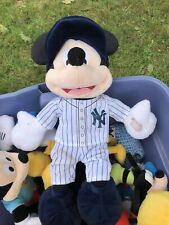 New listing Mickey Mouse Ny Yankees Plushed Toy