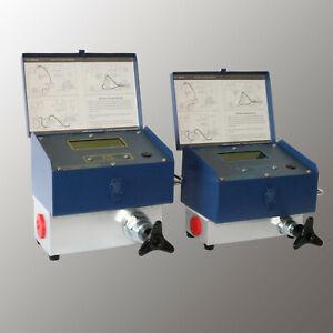 XZT 420BAR 400L 800L Digital hydraulic Flow Meter Hydraulic Flow tester unit