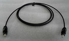 1m Toslink Digital Audio Optic Cable Optical Fiber Cord Wire HDTV DVD