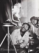 1958/87 PHILLY JOE JONES 16x20 LAWRENCE MARABLE Jazz Music Art ~ WILLIAM CLAXTON