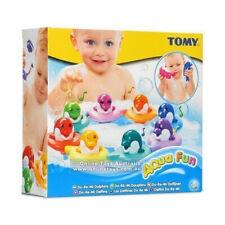 Tomy Do Re Mi Dolphins Bath Toy - Educational Colour & Sound play - NEW