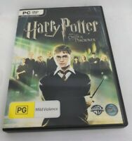 Harry Potter And The Order Of The Phoenix  PC Game VGC AUS release