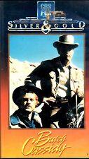 Butch Cassidy (1969) VHS Fox Video Robert Redford Paul Newman