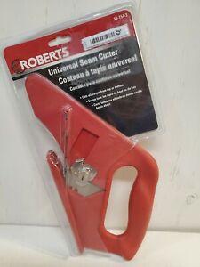 Roberts 10-154-3 Loop Pile Cutter, carpet Cutter, Seam cutter