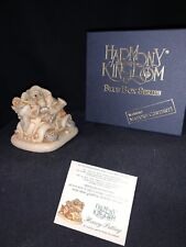 Harmony Kingdom 'Heavy Petting' Limited Edition Blue Box Series