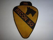 Vietnam War Patch US 9th Cavalry Regiment RECON Squadron 1st cavalry Division