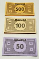 Monopoly Empire Game Replacement Money