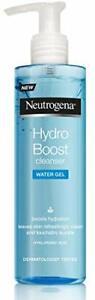 Best Neutrogena Hydro Boost Water Gel Facial Wash Hydrating Cleanser 200ML