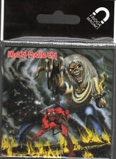 Iron Maiden Metal Music Badges, Patches & Stickers