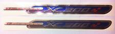 yamaha XC 300  ad. fiancatine post. base blù  - adesivi/adhesives/stickers/decal