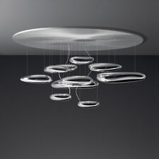 Artemide, Mercury Soffitto Led, Ross Lovegrove, 2007