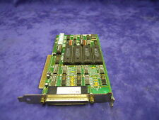 USED WORKING AST RESEARCH CC-832 QUAD PORT SERIAL INTERFACE CARD 8-BIT ISA PC/XT