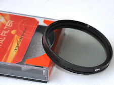 77mm CPL Circular Polarizing Filter for Canon Nikon digital DSLR Camera