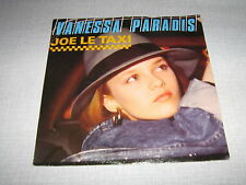 VANESSA PARADIS 45 TOURS GERMANY JOE LE TAXI+