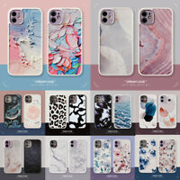 For iPhone 12 11 Pro Max XS XR 8 7 SE 2020 Shockproof Silicone Soft Case Cover