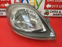 VAUXHALL VIVARO HEADLIGHT/HEADLAMP (DRIVER SIDE) 2900 CDTI LWB VAN 2001-2006