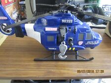 Tonka Mighty Motorized Police Helicopter w/NYPD decals #90355