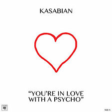 "KASABIAN 10"" You're In Love With A Psycho RECORD STORE DAY 2017 Vinyl New"