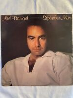 "NEIL DIAMOND-September Morn- 12"" Vinyl Record LP - EX"