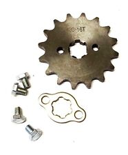 New #420 Chain Front Pinion Sprocket with 16 teeth for ATV, dirt bikes go karts