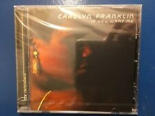 CAROLYN.  FRANKLIN.          IF. YOU. WANT  ME.        COMPACT  DISC.