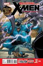 WOLVERINE AND THE X-MEN VOL:1 #30
