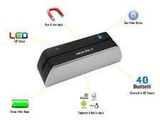 New MSRX6BT or MSRX6 Bluetooth Magnetic Stripe Credit Card Reader/Writer Encoder