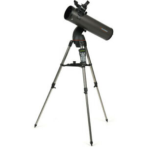 Celestron NexStar 130 SLT Reflector Computerised Telescope #31145 (UK Stock) NEW