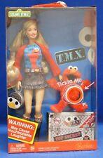 Barbie Doll Loves T.M.X. Tickle Me Elmo Mattel Sesame Street TMX 2006 NIB