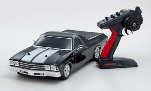 Kyosho FAZER MK2 (L) Chevy El Camino SS396 1969 1:10 READYSET