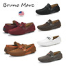 Bruno Marc Men Casual Driving Loafers Breathable Antiskid Slip On Moccasins Shoe
