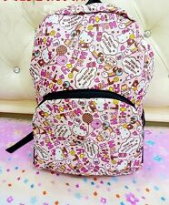 Hello Kitty Travel Big Foldable Waterproof Backpack Bag KK829