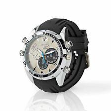 Nedis Spy Camera Wrist Watch 1920 x 1080 Video 2560 x 1440 Photo 16GB Memory