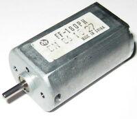 Mabuchi FF-180PH  Motor - 2.4 V DC - 8100 RPM - Shaver / Toothbrush / Hair Clipp