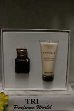 TROUBLE by BOUCHERON Eau de Parfum 1.7 oz.+ Perfumed Body Cream 3.3 (2 pcs. set)
