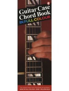 Guitar Case Chord Book In Full Colour by Music Sales Ltd (Paperback, 2002)