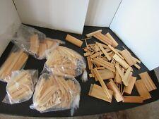 1:12 Scale Minature Building Materials Assortment Of Supplies Lot 1Lb 2Oz