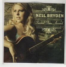 (GQ889) Nell Bryden, Second Time Around - DJ CD